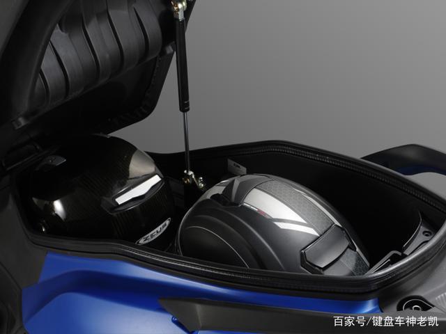 """三阳海外发布""""九妹""""250版,动力、配置差别不大,性价比更高-第6张图片-春风行摩托车之家"""