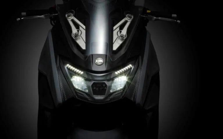 SYM三阳机车全球首发Maxsym 400 TCS,开始预售-第5张图片-春风行摩托车之家