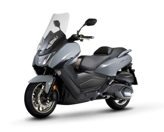SYM三阳机车全球首发Maxsym 400 TCS,开始预售-第20张图片-春风行摩托车之家