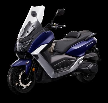 SYM三阳机车全球首发Maxsym 400 TCS,开始预售-第23张图片-春风行摩托车之家