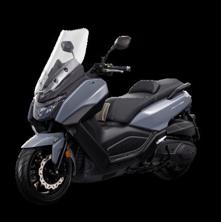 SYM三阳机车全球首发Maxsym 400 TCS,开始预售-第24张图片-春风行摩托车之家