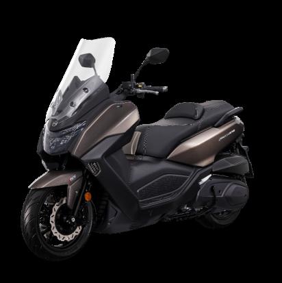 SYM三阳机车全球首发Maxsym 400 TCS,开始预售-第27张图片-春风行摩托车之家
