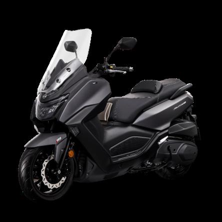 SYM三阳机车全球首发Maxsym 400 TCS,开始预售-第26张图片-春风行摩托车之家