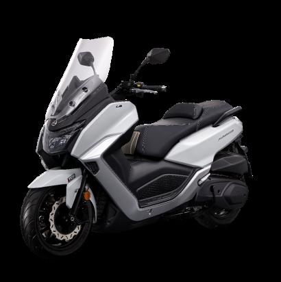 SYM三阳机车全球首发Maxsym 400 TCS,开始预售-第25张图片-春风行摩托车之家