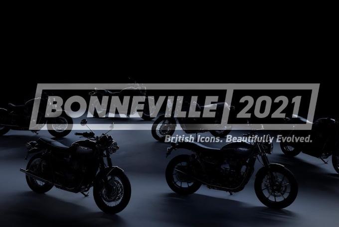 凯旋(Triumph) 2021年式「BONNEVILLE」即将改款-第1张图片-春风行摩托车之家