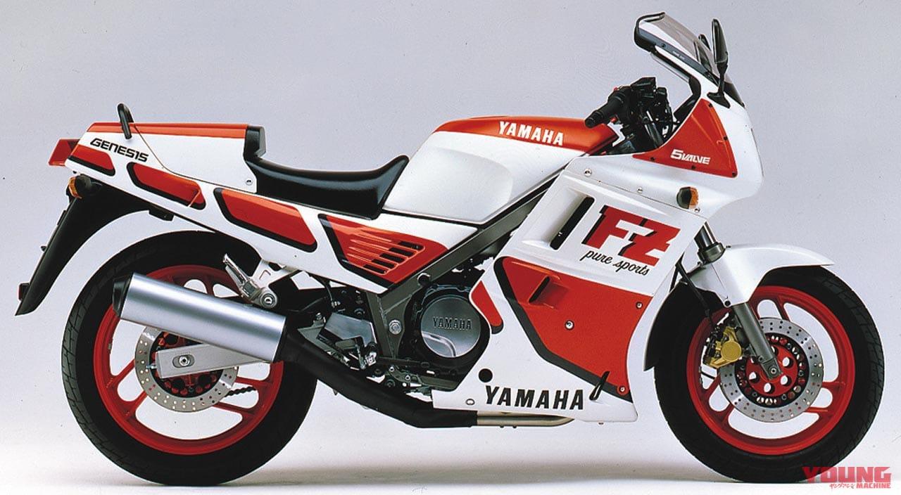 开拓全新世代!5汽门的雅马哈YAMAHA「FZ750」-第5张图片-春风行摩托车之家