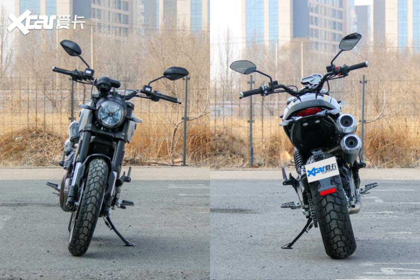 电子配置齐全 实拍杜卡迪自游1100 PRO-第4张图片-春风行摩托车之家