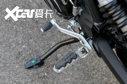 电子配置齐全 实拍杜卡迪自游1100 PRO-第33张图片-春风行摩托车之家