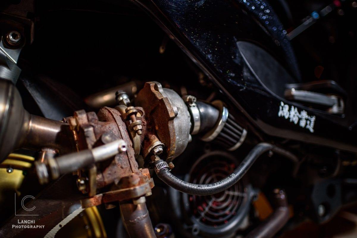 雅马哈YAMAHA Cygnus-X 125三代劲战:20匹UP只是基本!涡轮暴徒参上-第11张图片-春风行摩托车之家