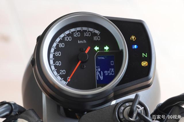 印度设计返销日本,本田日本推复古摩托GB350,配色略有调整-第9张图片-春风行摩托车之家