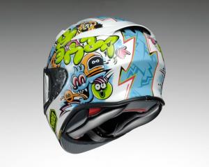 SHOEI推出「Z-8」帽款MURAL限量彩绘-第3张图片-春风行摩托车之家
