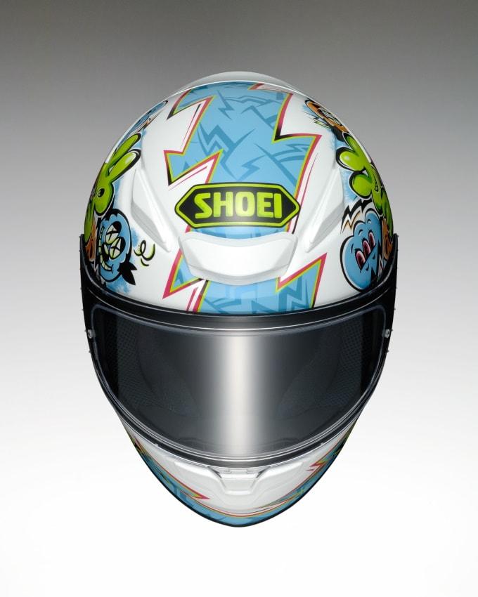 SHOEI推出「Z-8」帽款MURAL限量彩绘-第5张图片-春风行摩托车之家