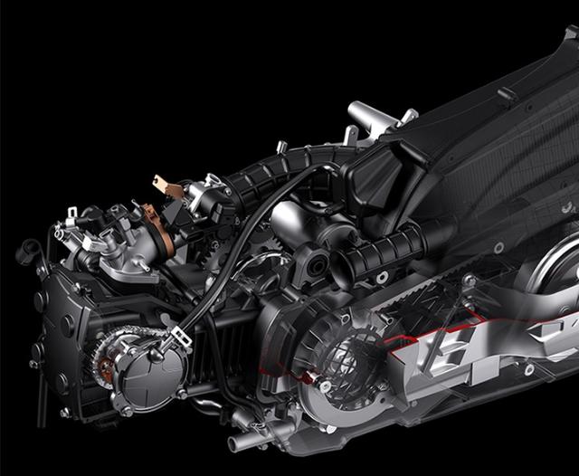 又一款国产大羊力刻250T迎难而上,高颜值、高配置,售价2.28w-第8张图片-春风行摩托车之家