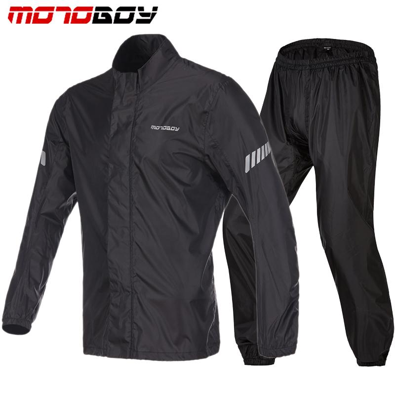 motoboy摩托车骑行雨衣防暴雨摩旅防水套装骑士雨服骑行装备分体图3