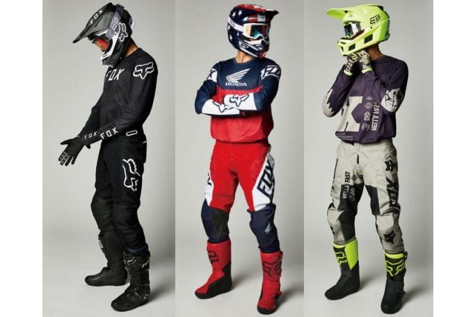 FOX推出2021年春季新款越野服饰!-第1张图片-春风行摩托车之家