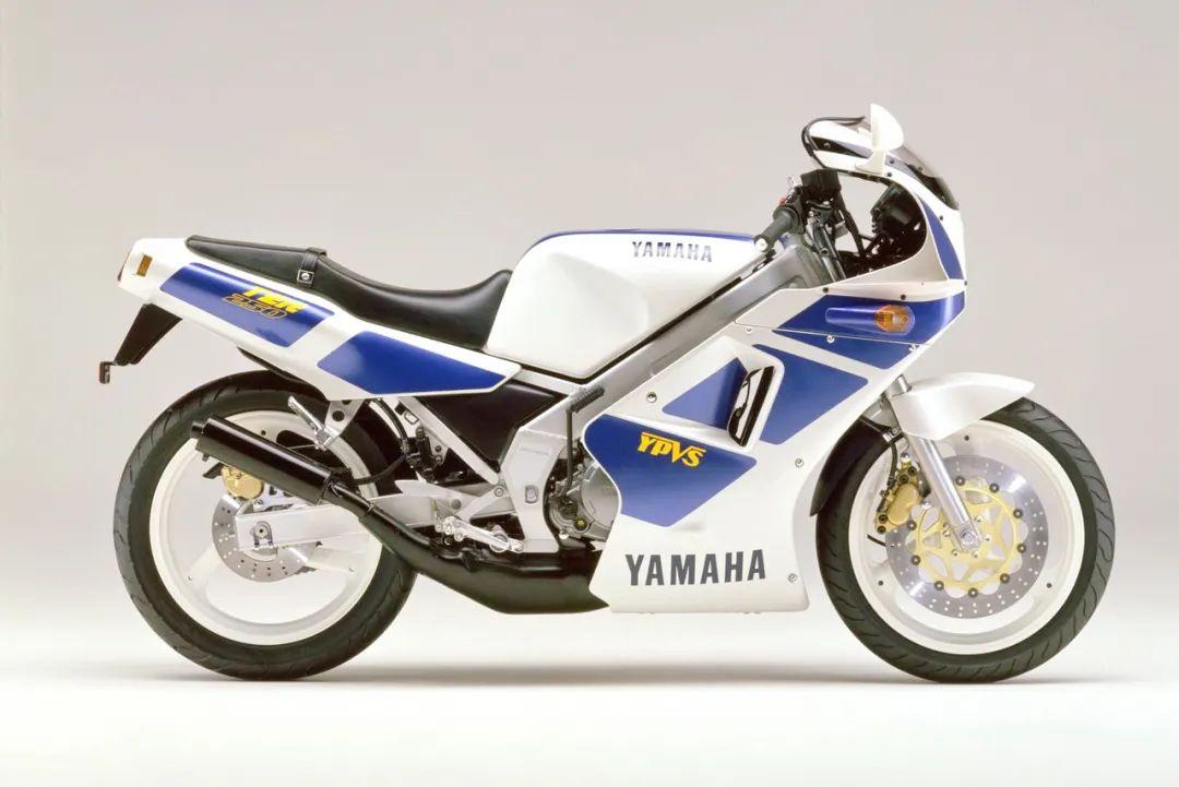 车型历史图库:雅马哈Yamaha TZR250 第一代-第45张图片-春风行摩托车之家