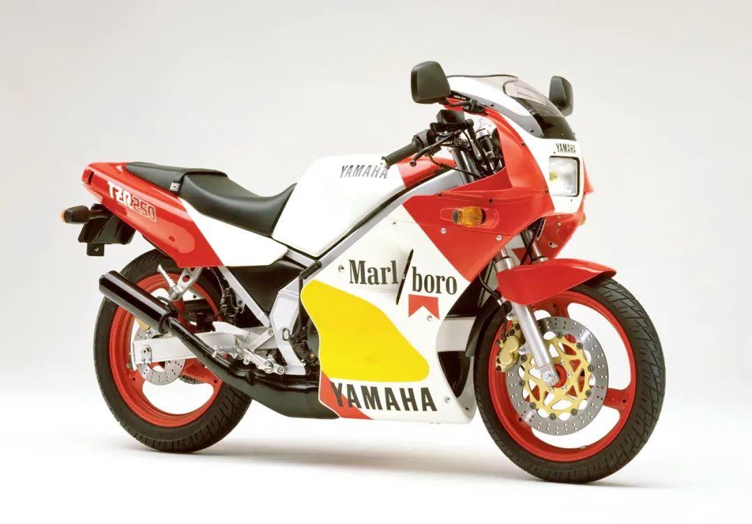 车型历史图库:雅马哈Yamaha TZR250 第一代-第49张图片-春风行摩托车之家