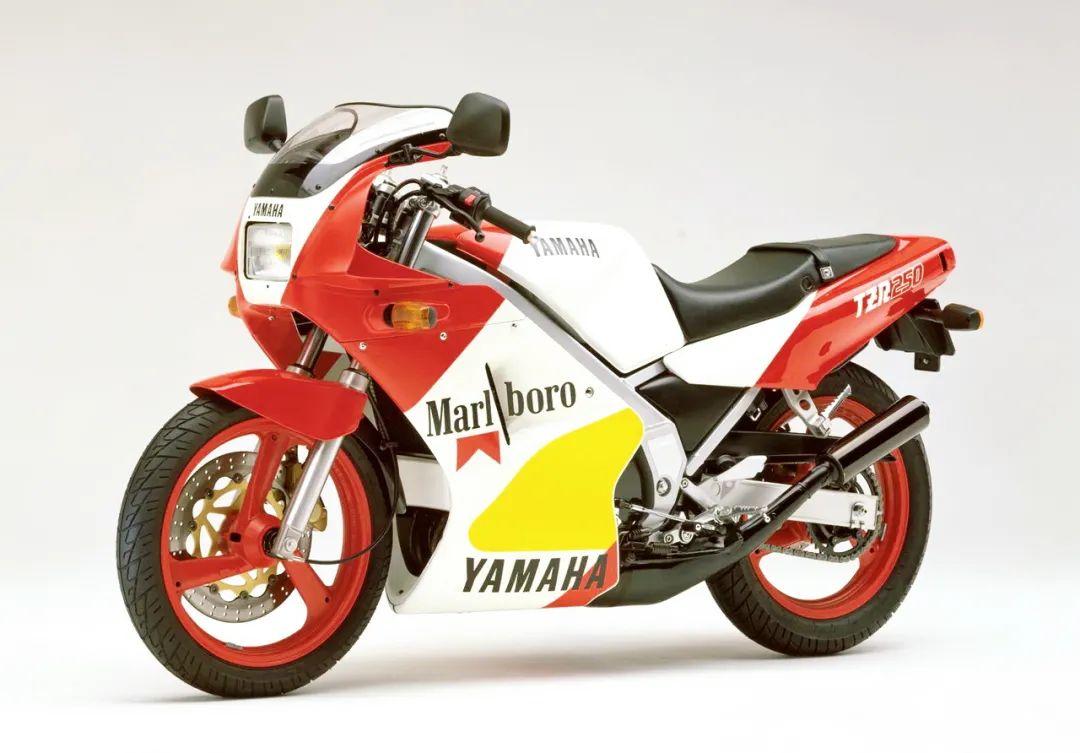 车型历史图库:雅马哈Yamaha TZR250 第一代-第50张图片-春风行摩托车之家