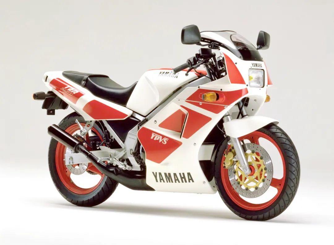 车型历史图库:雅马哈Yamaha TZR250 第一代-第52张图片-春风行摩托车之家