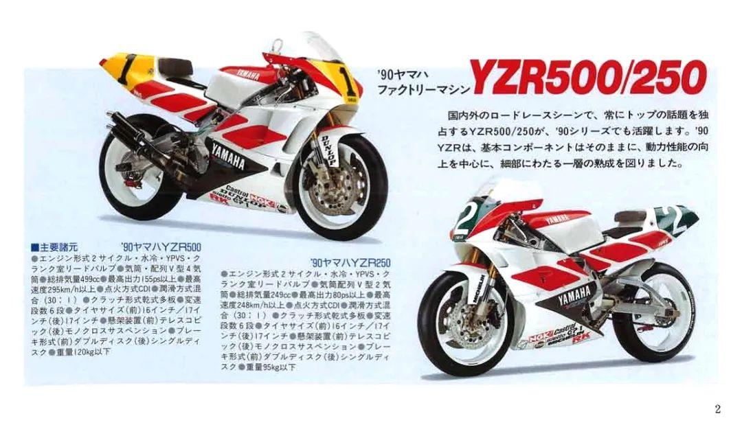 车型历史图库:雅马哈Yamaha TZR250 第二代-第46张图片-春风行摩托车之家