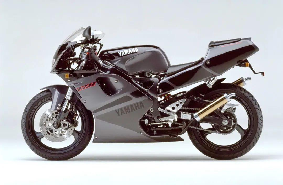 车型历史图库:雅马哈Yamaha TZR250 第三代 最终型-第10张图片-春风行摩托车之家