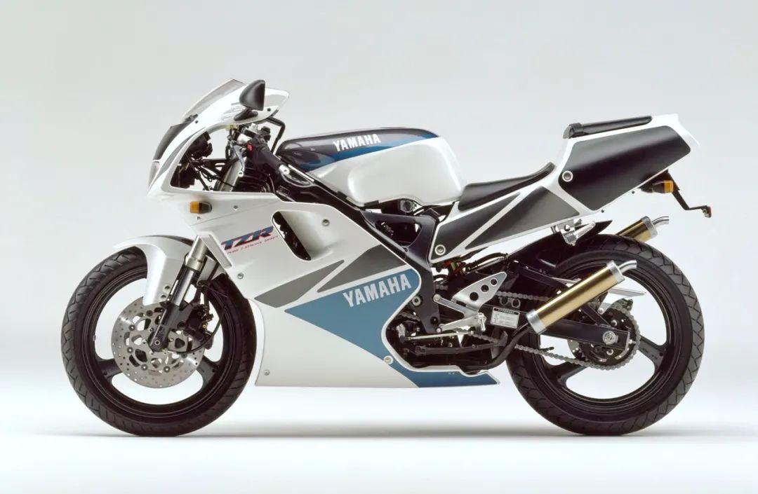 车型历史图库:雅马哈Yamaha TZR250 第三代 最终型-第22张图片-春风行摩托车之家