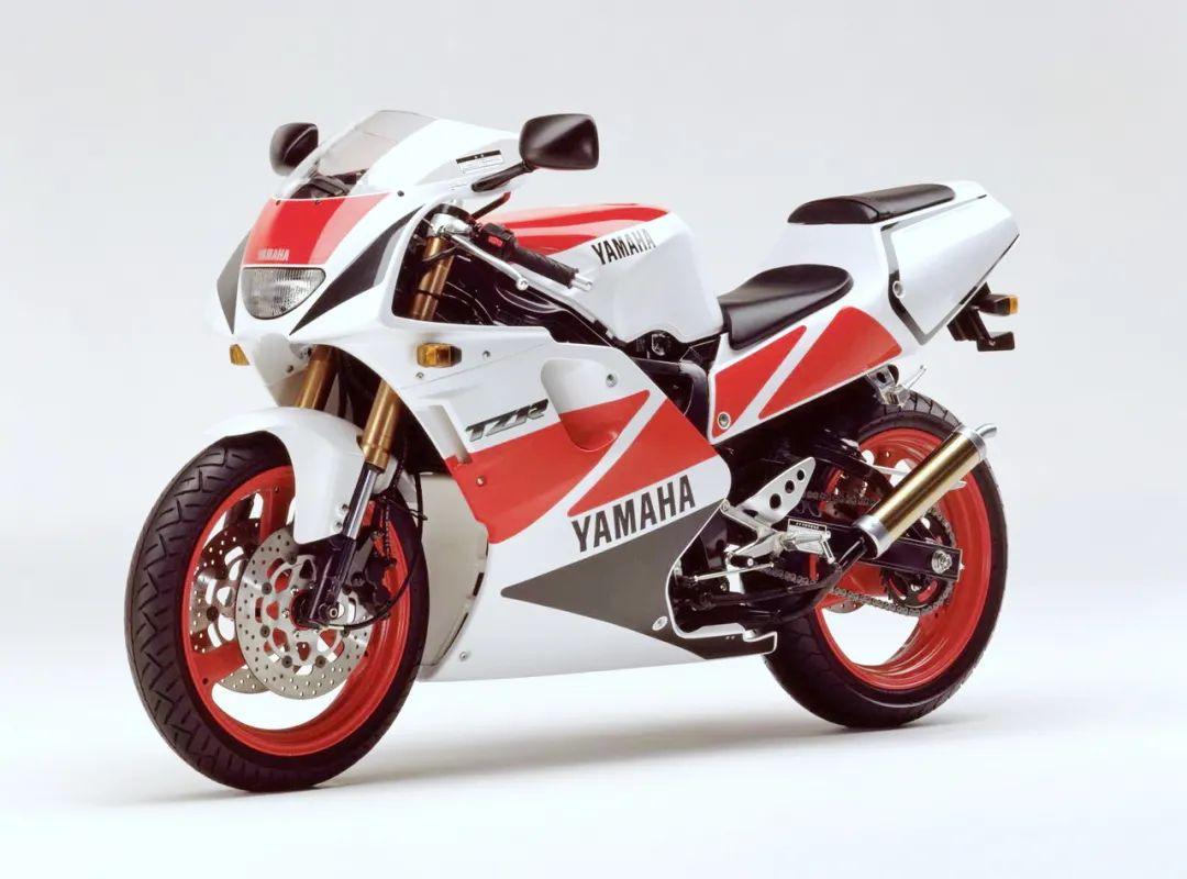 车型历史图库:雅马哈Yamaha TZR250 第三代 最终型-第33张图片-春风行摩托车之家