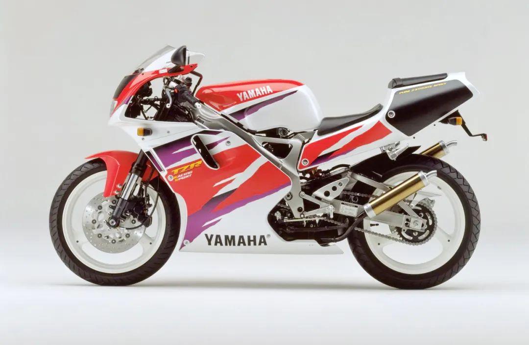 车型历史图库:雅马哈Yamaha TZR250 第三代 最终型-第46张图片-春风行摩托车之家