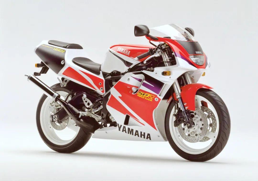 车型历史图库:雅马哈Yamaha TZR250 第三代 最终型-第51张图片-春风行摩托车之家