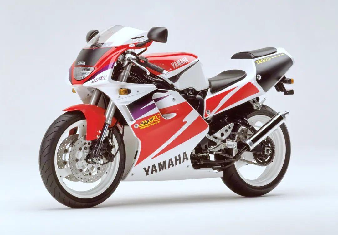 车型历史图库:雅马哈Yamaha TZR250 第三代 最终型-第53张图片-春风行摩托车之家