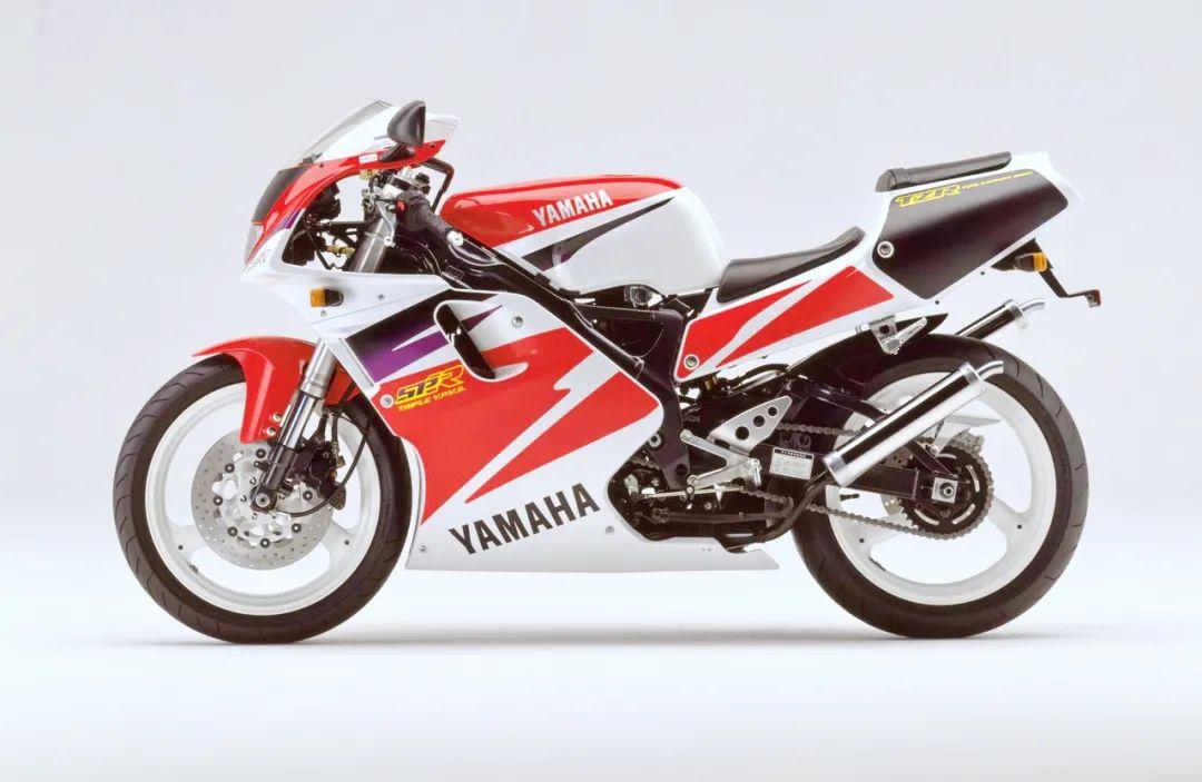 车型历史图库:雅马哈Yamaha TZR250 第三代 最终型-第54张图片-春风行摩托车之家