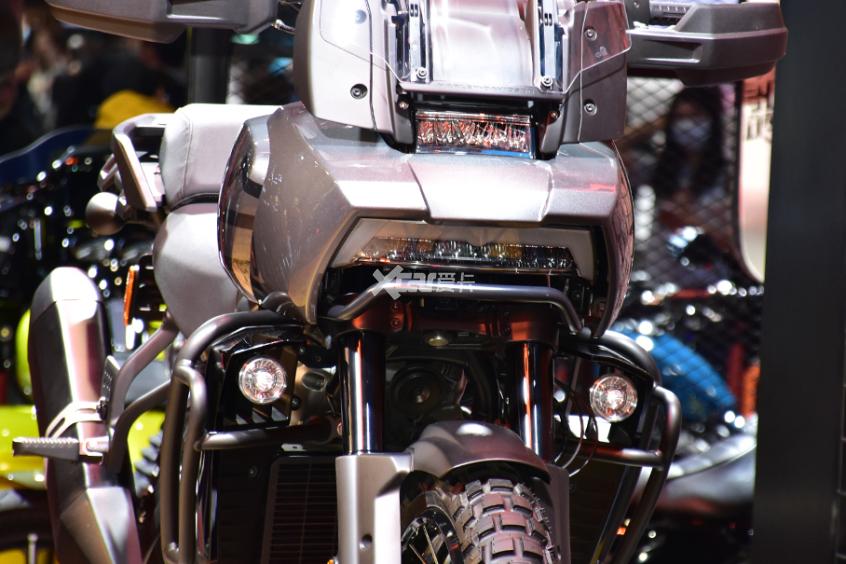 哈雷Pan America正式上市 售24.18万元-第4张图片-春风行摩托车之家