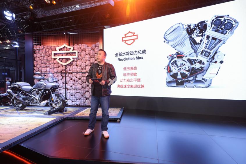 哈雷Pan America正式上市 售24.18万元-第6张图片-春风行摩托车之家