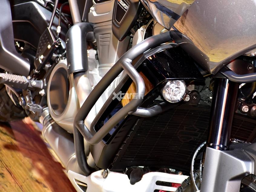 旅行不止于公路 哈雷Pan America静评-第13张图片-春风行摩托车之家