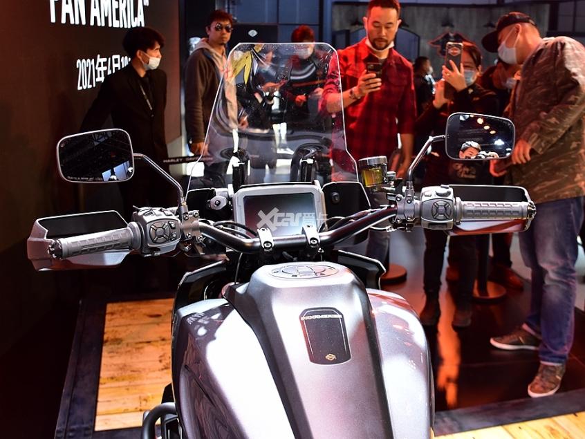 旅行不止于公路 哈雷Pan America静评-第24张图片-春风行摩托车之家