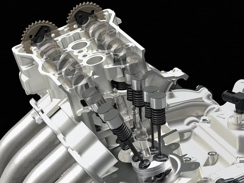 全新世代的直列四缸发动机车款 川崎ZX-25R-第13张图片-春风行摩托车之家