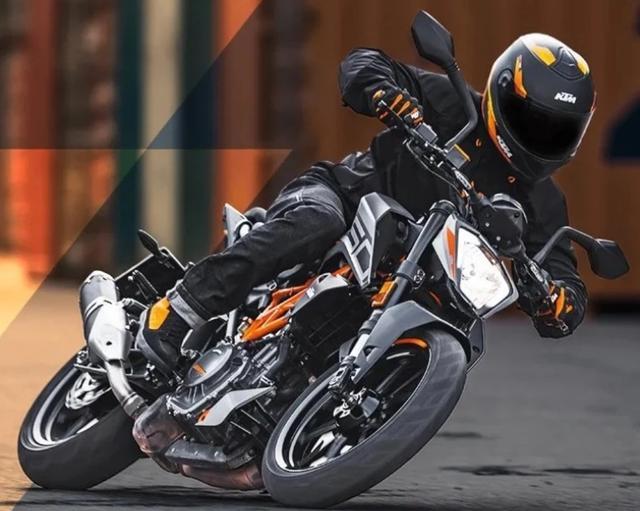 降价5千多,动力不变!新款KTM街车250Duke亮相,新售价不到3万-第4张图片-春风行摩托车之家