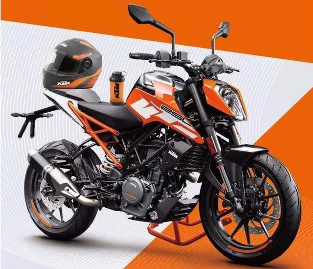 降价5千多,动力不变!新款KTM街车250Duke亮相,新售价不到3万-第2张图片-春风行摩托车之家