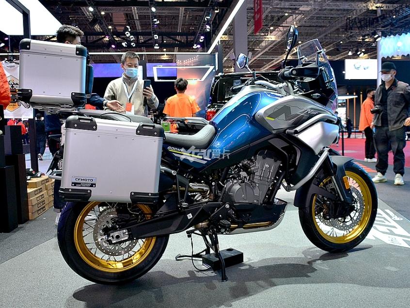 最强国产ADV实至名归 春风800MT静评-第4张图片-春风行摩托车之家