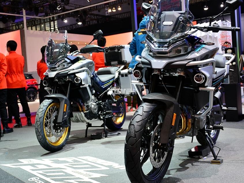 最强国产ADV实至名归 春风800MT静评-第3张图片-春风行摩托车之家