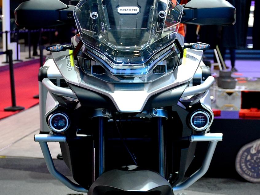 最强国产ADV实至名归 春风800MT静评-第5张图片-春风行摩托车之家