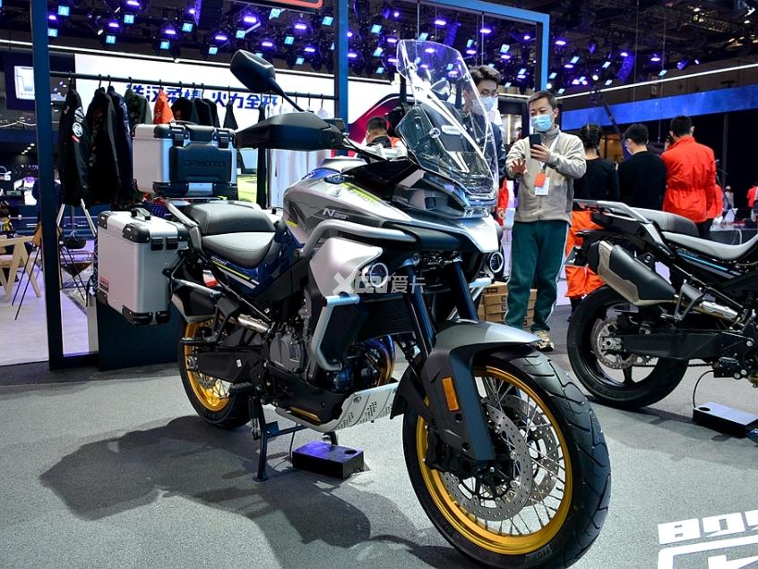 最强国产ADV实至名归 春风800MT静评-第2张图片-春风行摩托车之家
