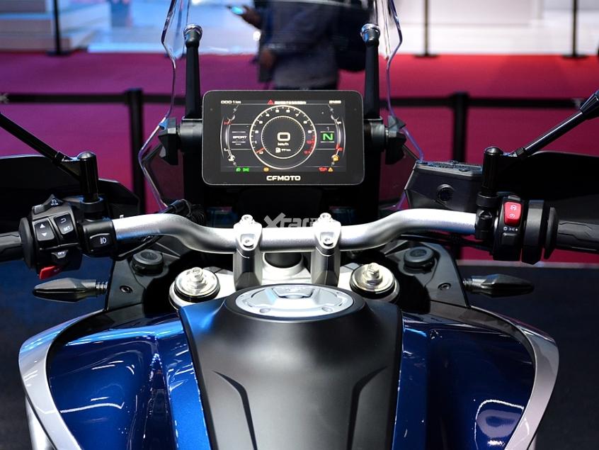 最强国产ADV实至名归 春风800MT静评-第9张图片-春风行摩托车之家