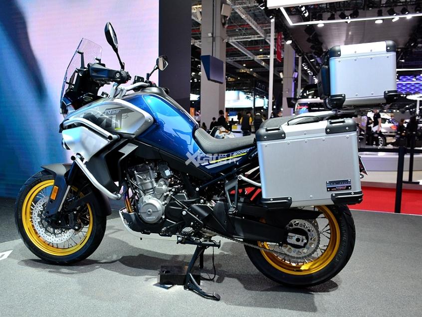 最强国产ADV实至名归 春风800MT静评-第7张图片-春风行摩托车之家