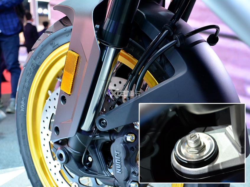 最强国产ADV实至名归 春风800MT静评-第16张图片-春风行摩托车之家