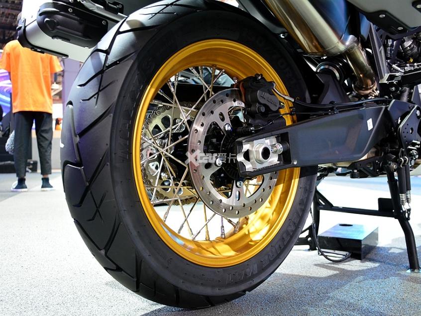最强国产ADV实至名归 春风800MT静评-第12张图片-春风行摩托车之家