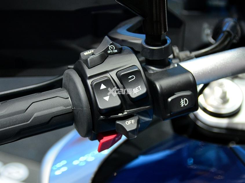 最强国产ADV实至名归 春风800MT静评-第23张图片-春风行摩托车之家