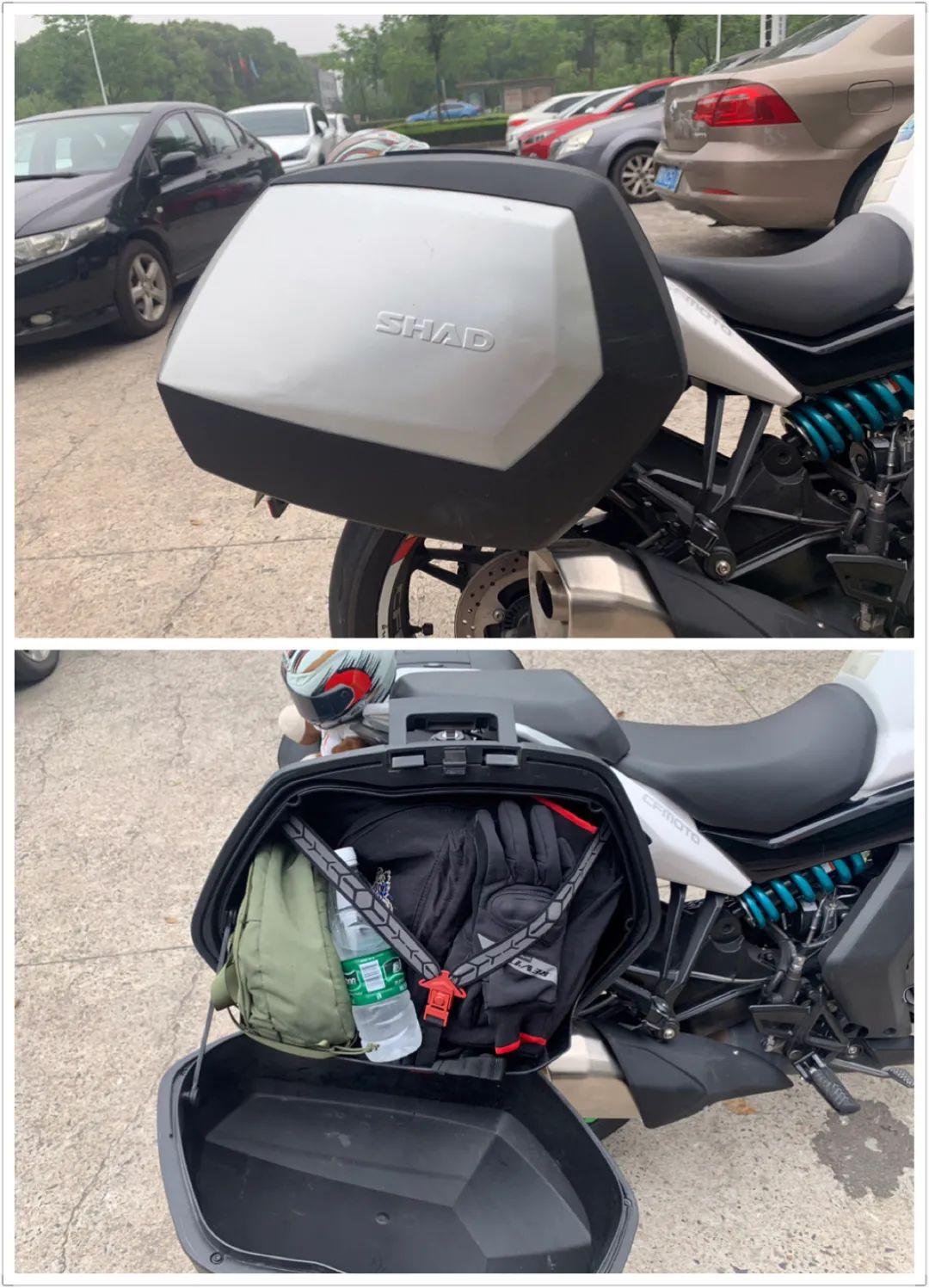 兼顾运动与诗和远方—春风650GT 一万公里使用报告-第4张图片-春风行摩托车之家