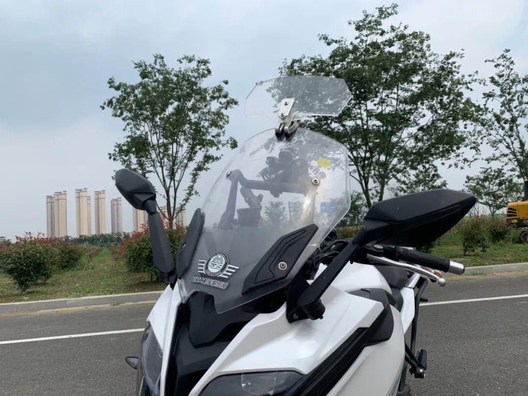 兼顾运动与诗和远方—春风650GT 一万公里使用报告-第6张图片-春风行摩托车之家