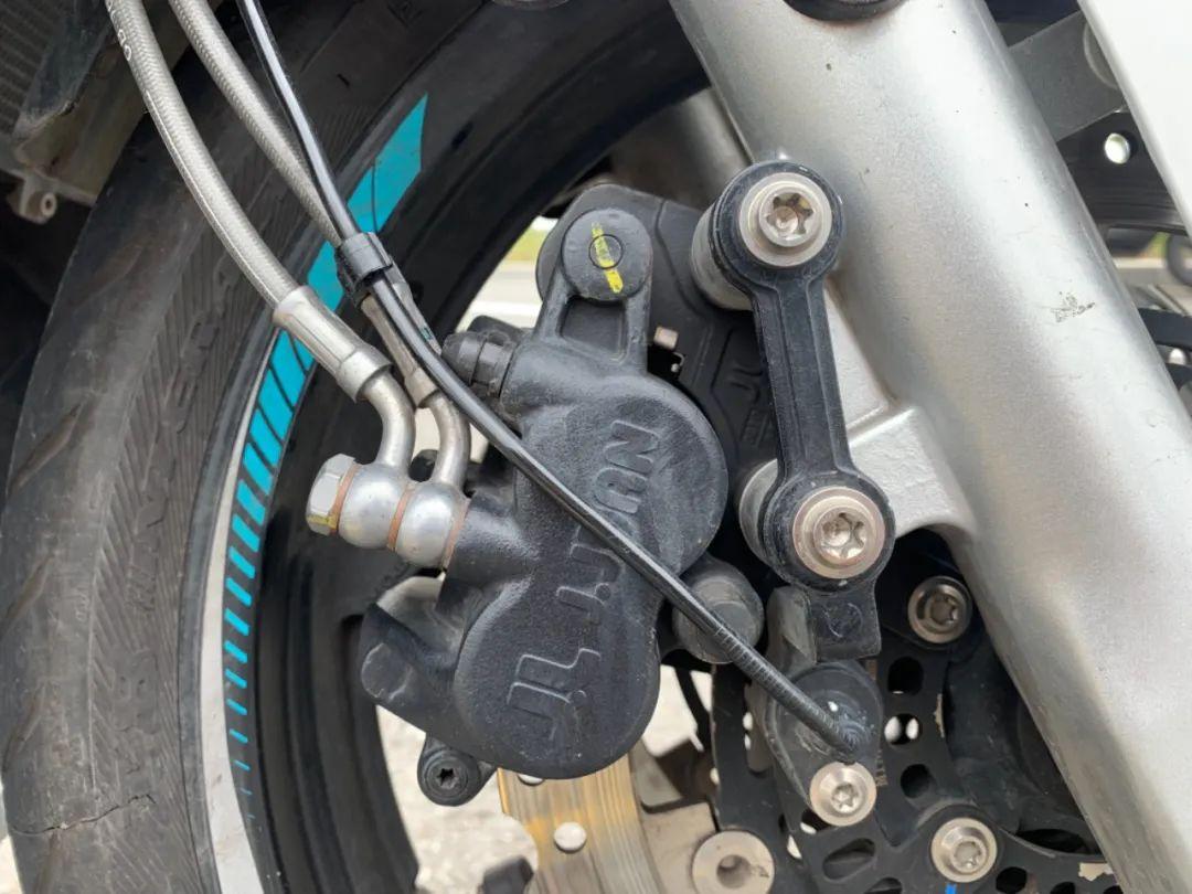 兼顾运动与诗和远方—春风650GT 一万公里使用报告-第15张图片-春风行摩托车之家